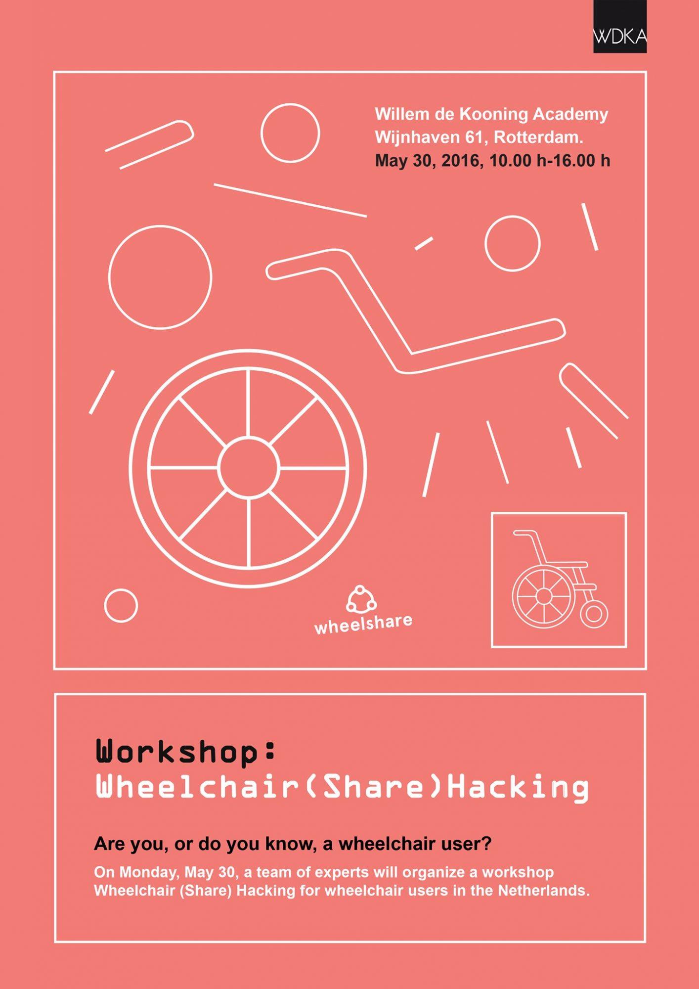 Workshop: Wheelchair (Share) Hacking