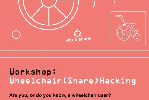 Workshop: Wheelchair (Share) Hacking