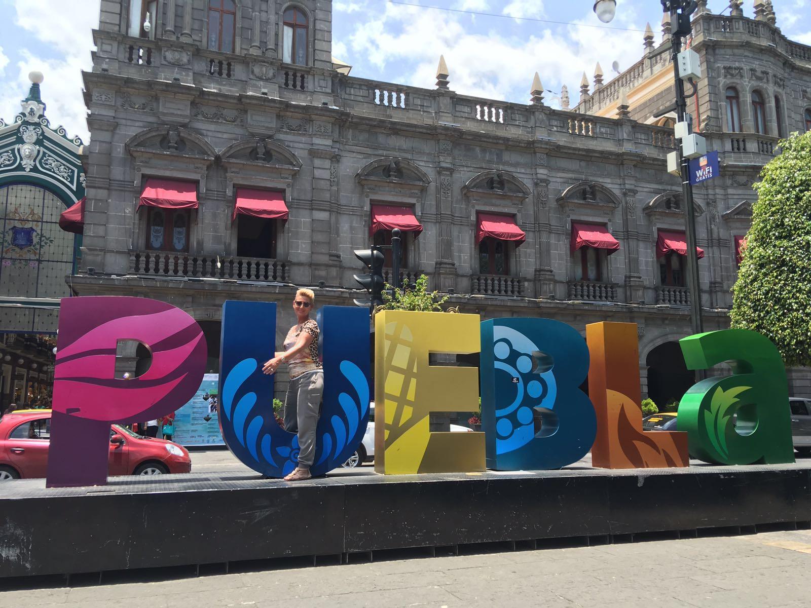 Armin in Mexico voor HSCT