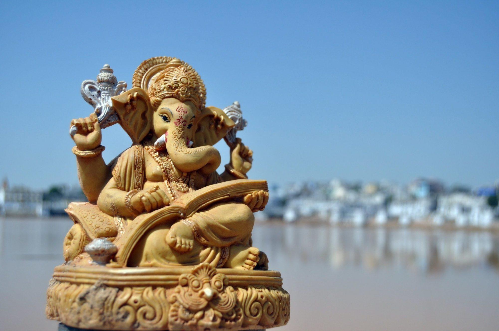 HSCT – INDIA – Vinayak Chaturthi: ik heb eindelijk een besluit genomen