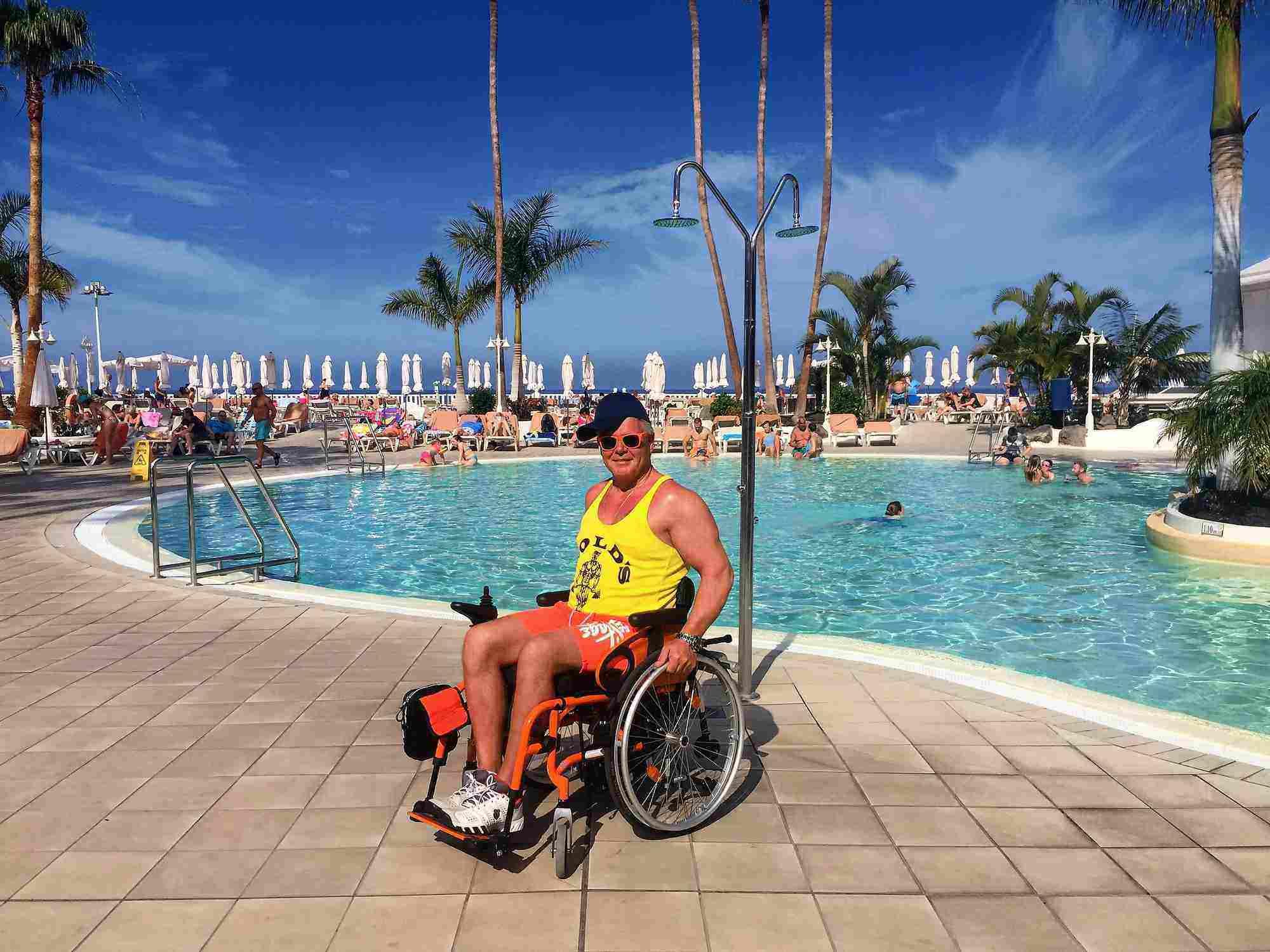 MS & sport: Het verhaal van Eric