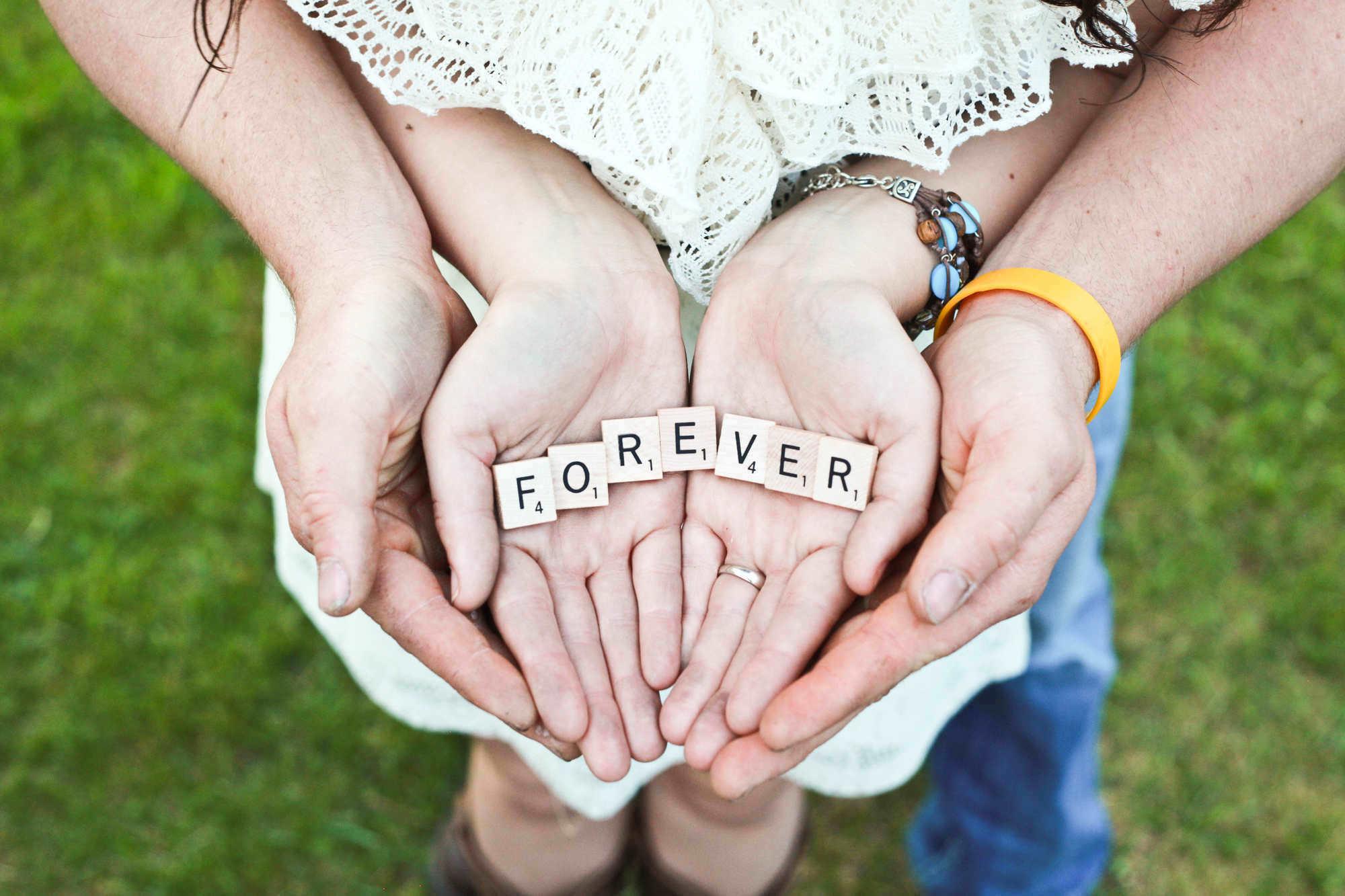 Samen de liefde en positiviteit delen