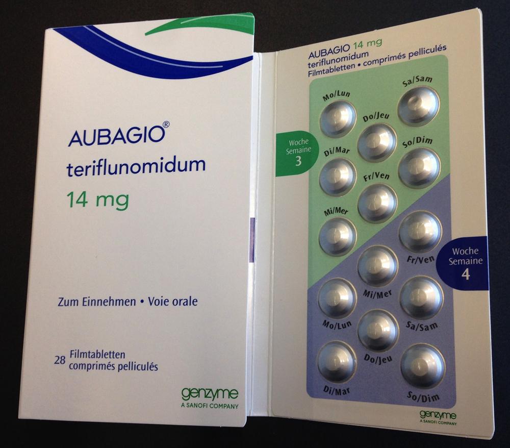 Wel of geen medicatie? 2 jaar Aubagio…