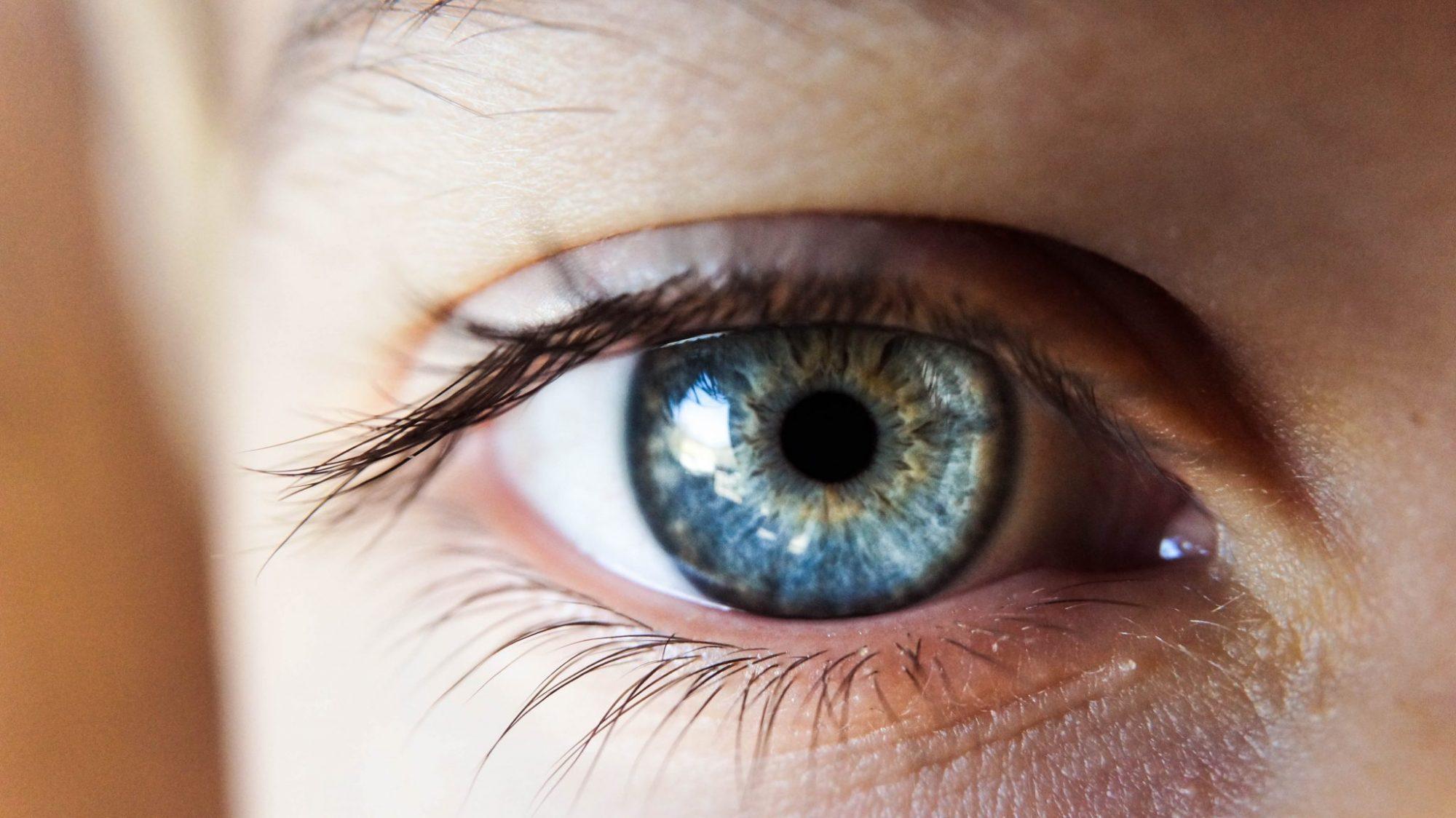 Angst voor zichtvermindering