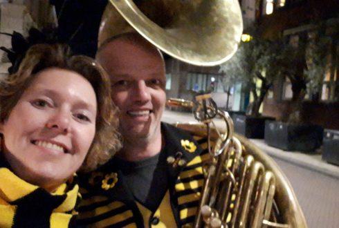 MS & Feestje: Carnaval