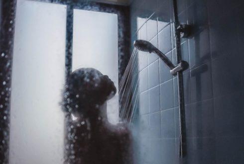 MS en douchen?