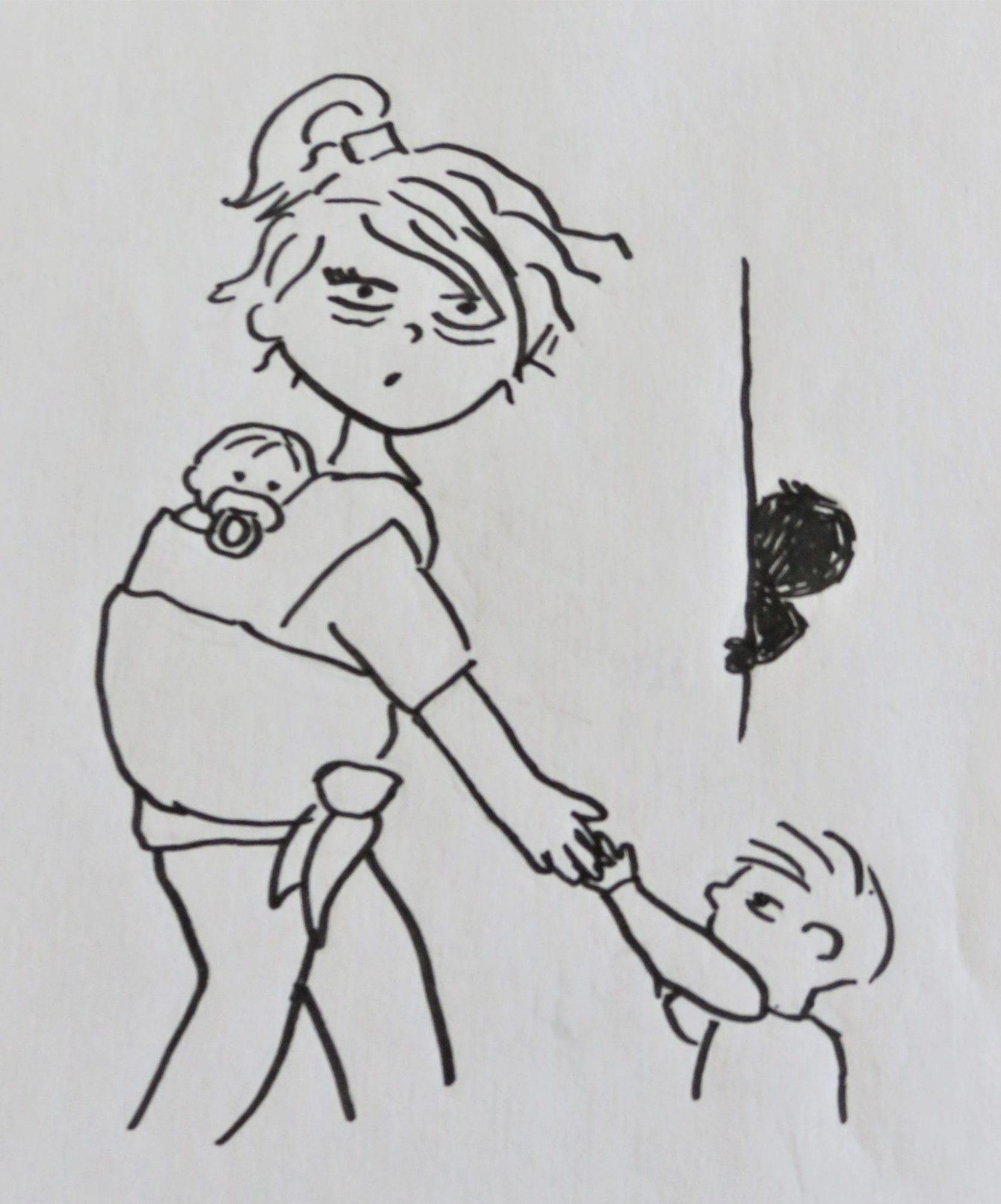 Vervelend kind…