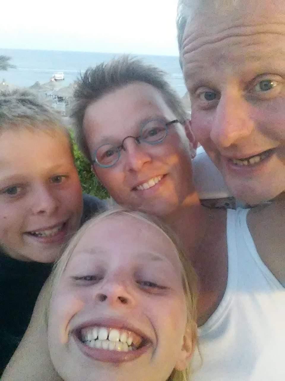 ALS, MS en de kinderen