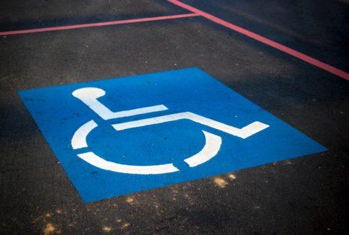 Frustratie om de gehandicaptenparkeerkaart