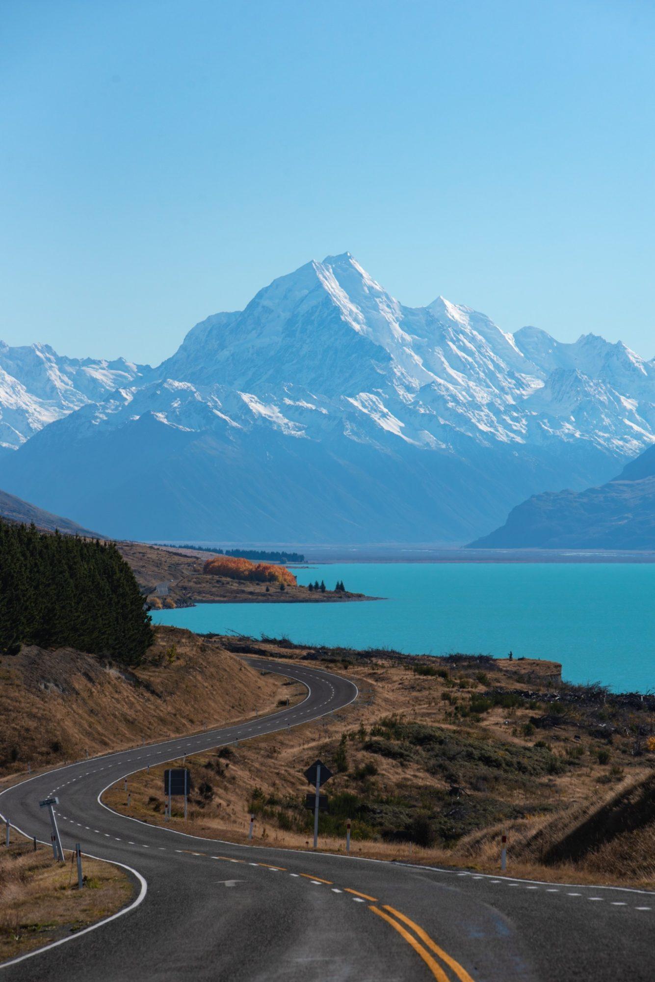 Met MS naar Nieuw Zeeland…