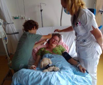 Lemtrada, het ziekenhuisverslag